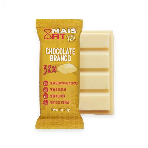 Barra de Chocolate Branco...